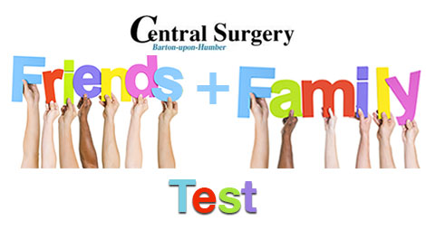Central Surgery Friends and Family Test